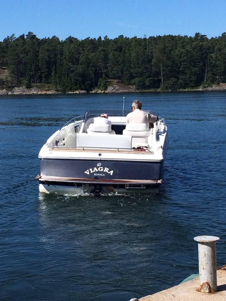 De ideale boot voor impotente mannen