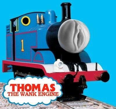 Thomas the wankmachine