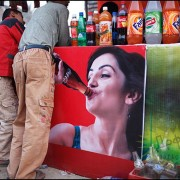 De Coca Cola blowjob