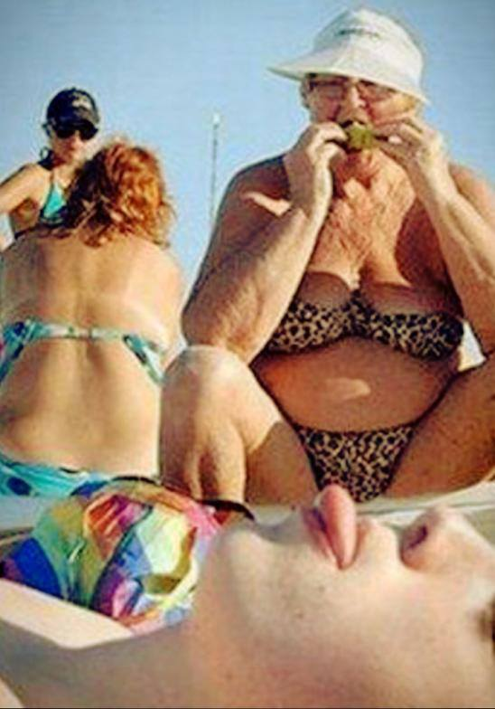 Sex fotobombing!