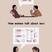 Hoe mannen en vrouwen verschillen