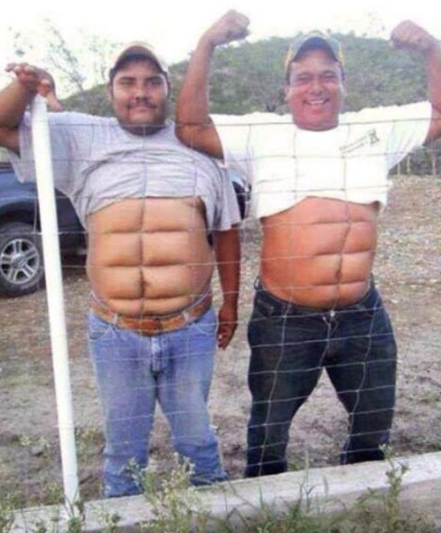 Instant sixpack
