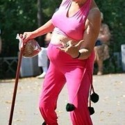 Miley Cyrus in 2073