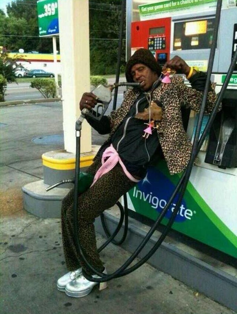 Prinses Gasoline