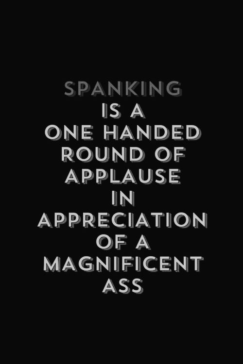 Spanking is