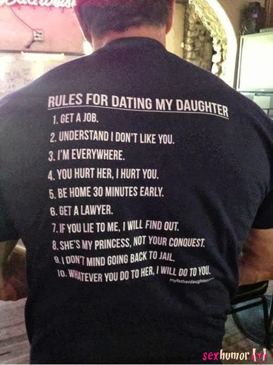 Hulde! Deze vader is een baas!