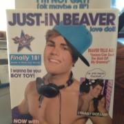 OMG! Een Justin Beaver Love Doll