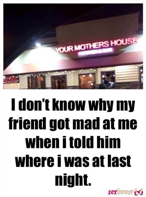 Waar was je gisteravond